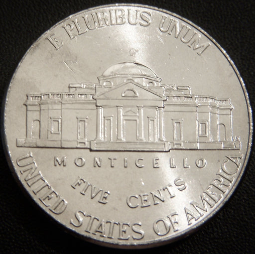 2019-P Jefferson Nickel - Uncirculated