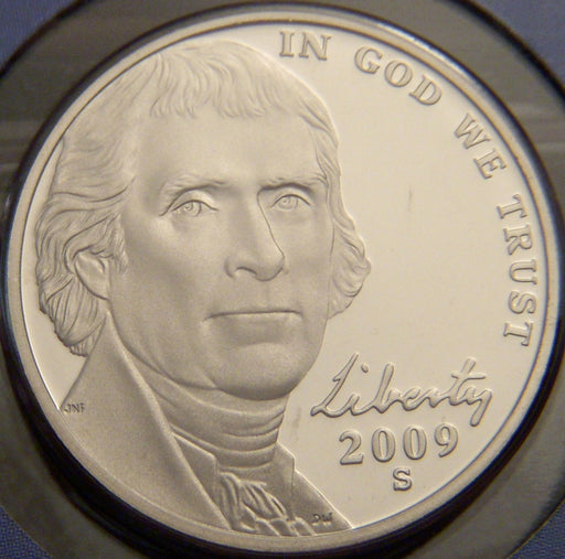 2009-S Jefferson Nickel - Proof