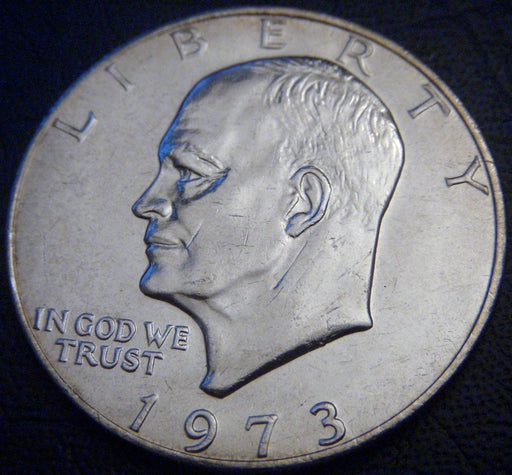 1973 Eisenhower Dollar - Uncirculated