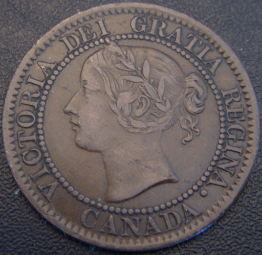 1859 Canadian Large Cent R9#3