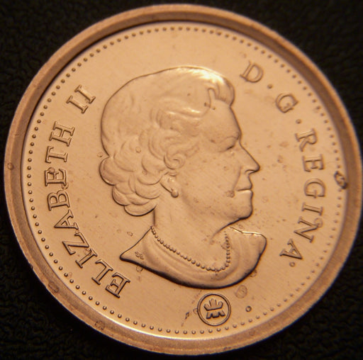 2012 Canadian Cent - Uncirculated Non-Magnitic