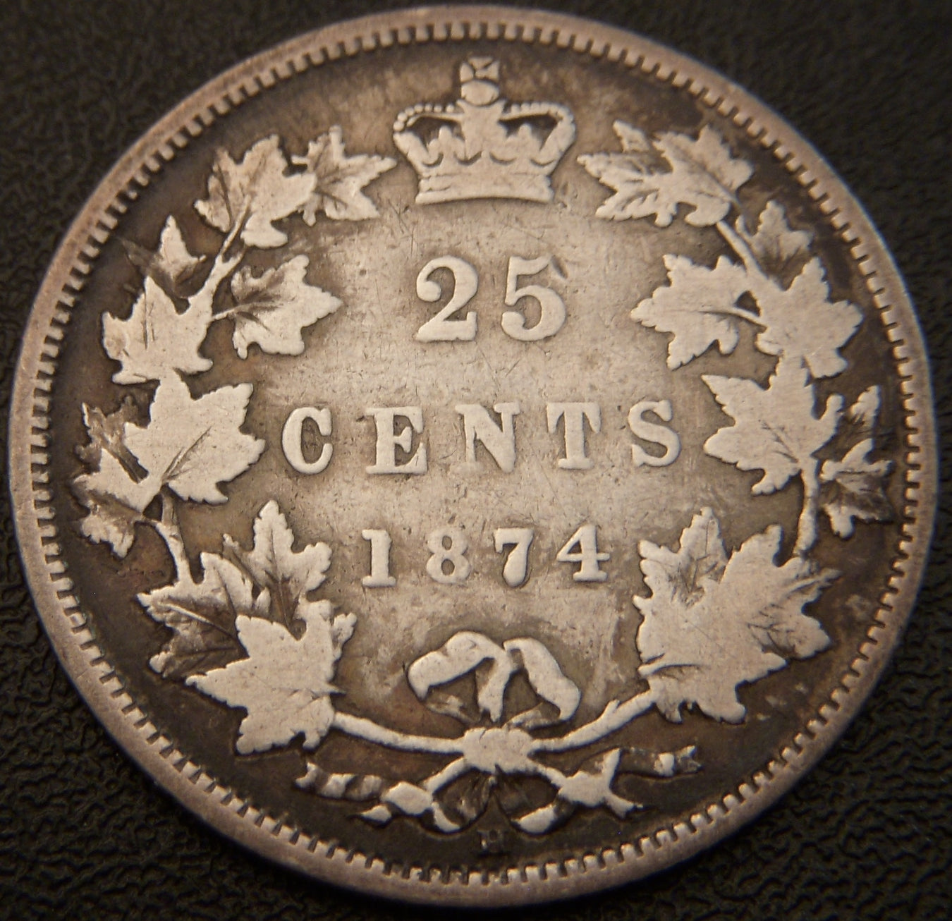 Canadian 25 Cent