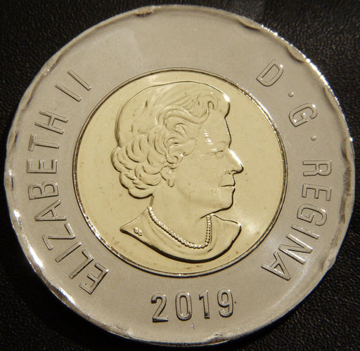2019 Canadian $2 Dollar - Uncirculated