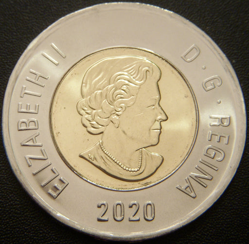 2020 Canadian $2 Dollar - Uncirculated