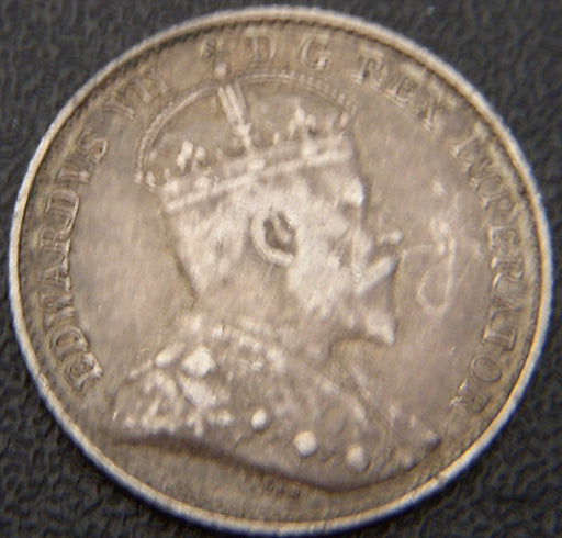 1903 Canadian Silver Five Cent - VF