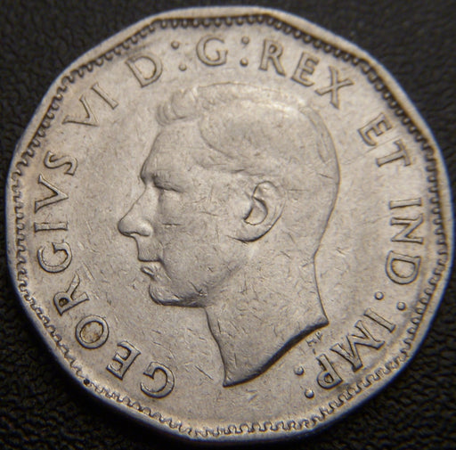 1947 Canadian 5C - VG/Fine