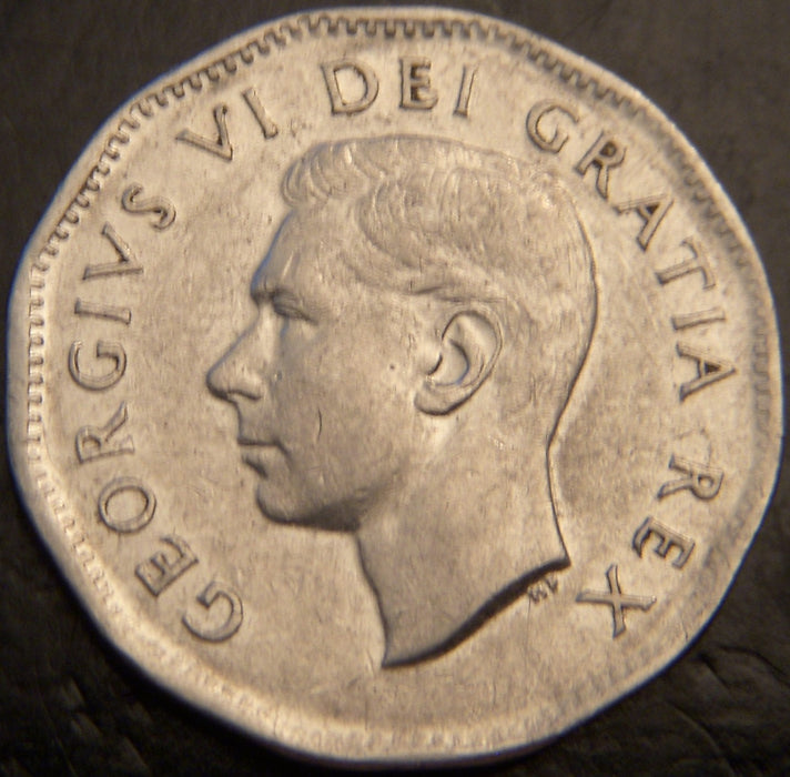 1951 Canadian Nickel Commemorative - Fine to EF