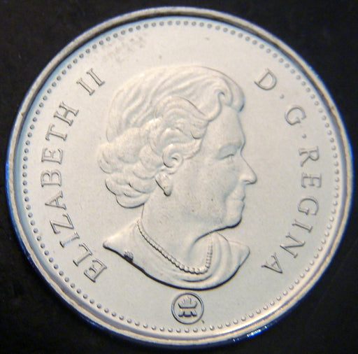 2012 Canadian Five Cent - Uncirculated