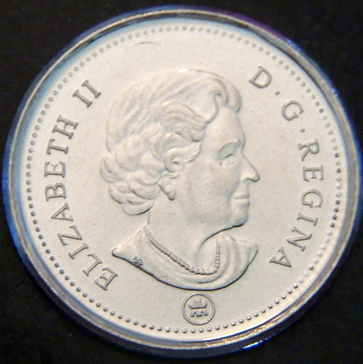 2012 Canadian Ten Cent - Unc.