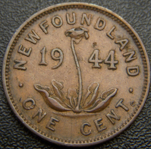 1944C Cent New Foundland