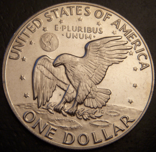 1974-S Eisenhower Dollar - Clad Proof