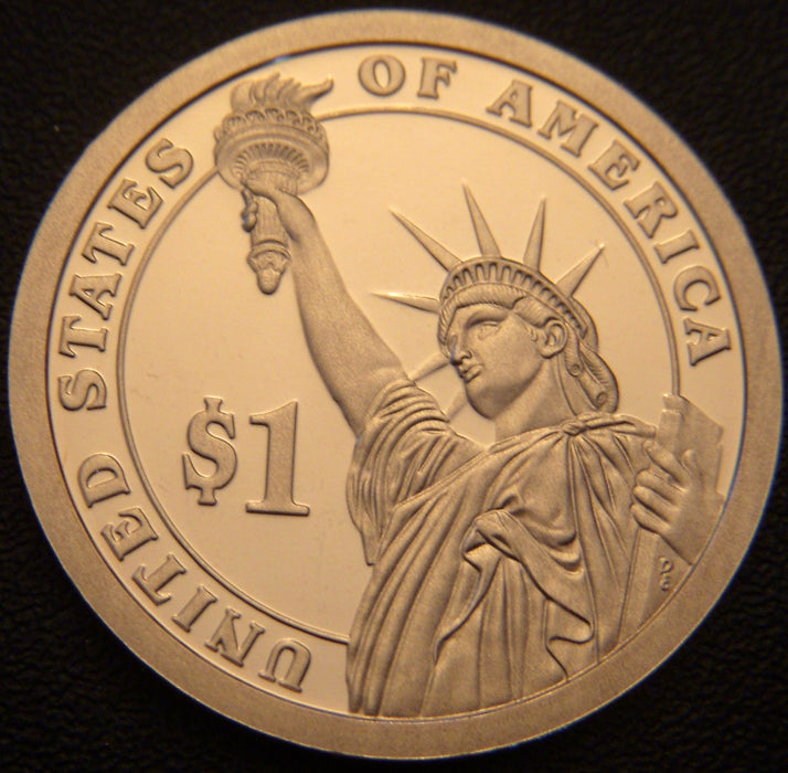 2014-S W. Harding Dollar - Proof