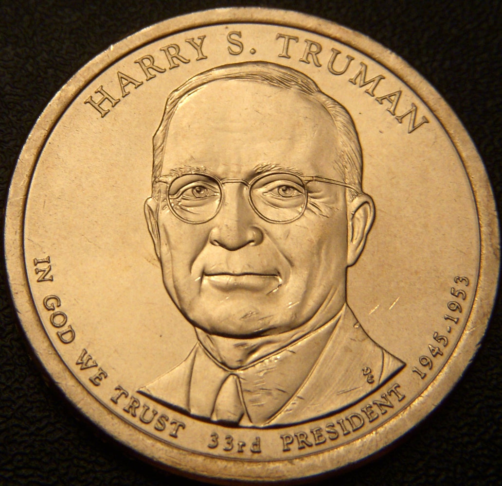 2015-D H. Truman Dollar - Uncirculated
