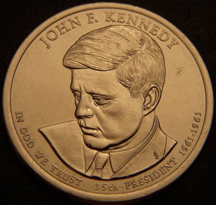 2015-P J. Kennedy Dollar - Uncirculated