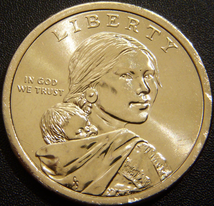 2020-P Sacagawea Dollar - Uncirculated
