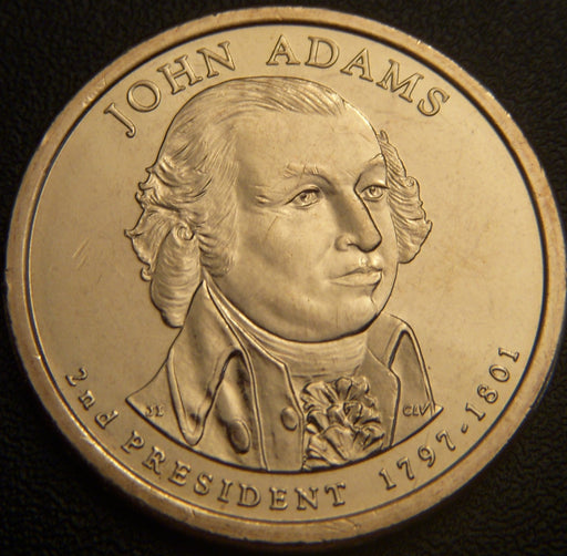 2007-P J. Adams Dollar - Uncirculated