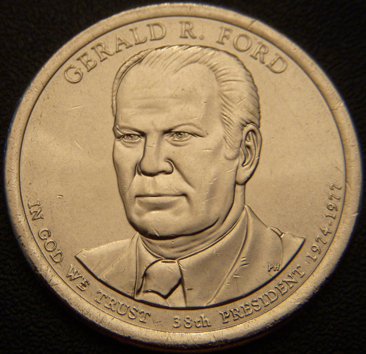 2016-P G. Ford Dollar - Uncirculated