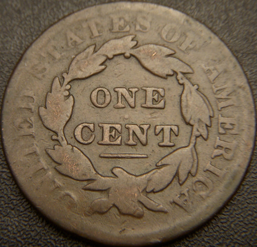 1832 Large Cent - Very Good