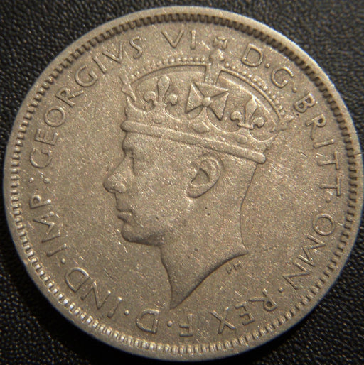 1939H 3 Pence - British West Africa
