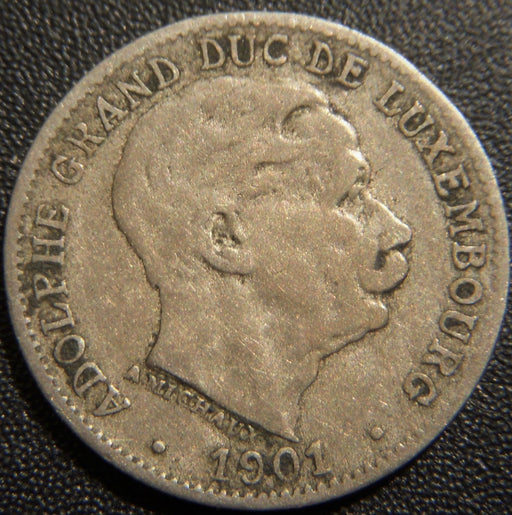 1901 5 Centimes - Luxembourg