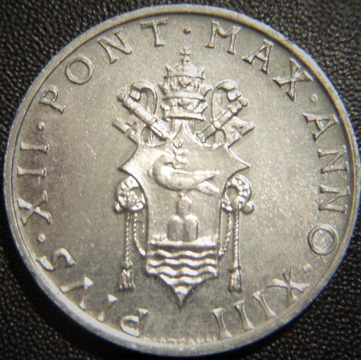 1951 Lira - Vatican City