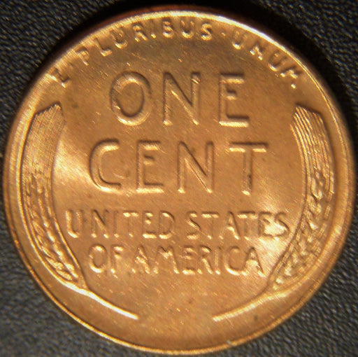 1956 Lincoln Cent - Mint State