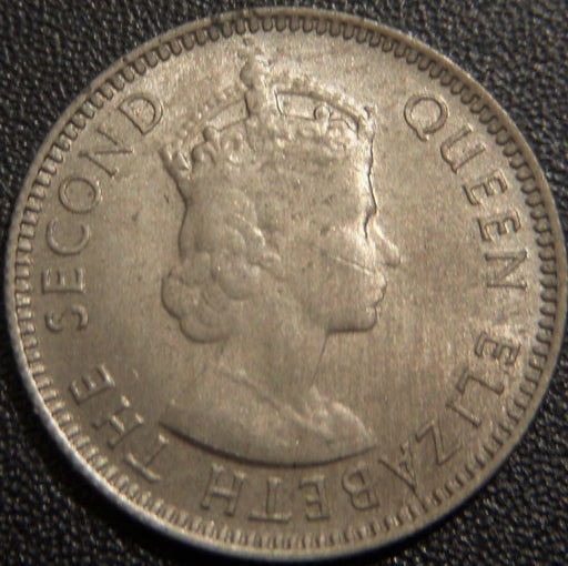 1953 5 Cents Malaya & British Borneo