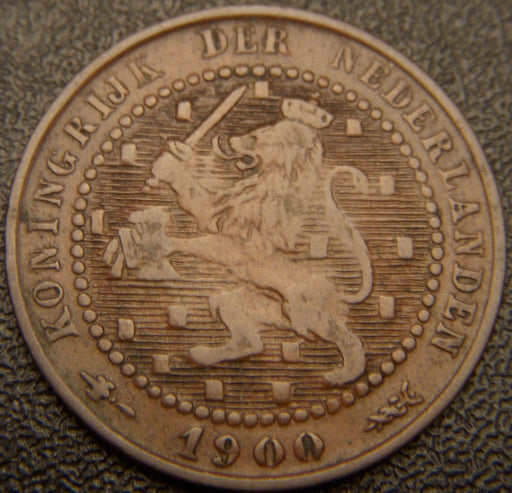 1900 1 Cent SD - Netherlands