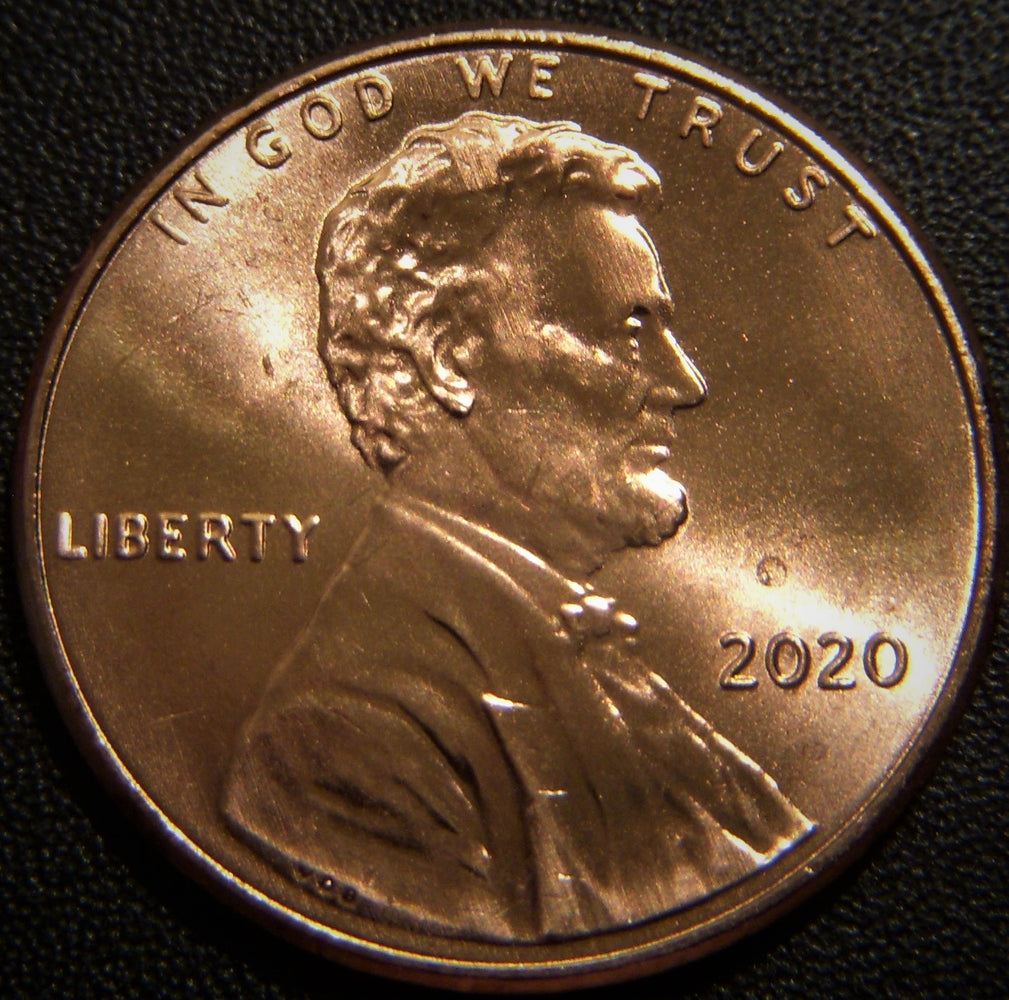 2020 Lincoln Cent - Uncirculated