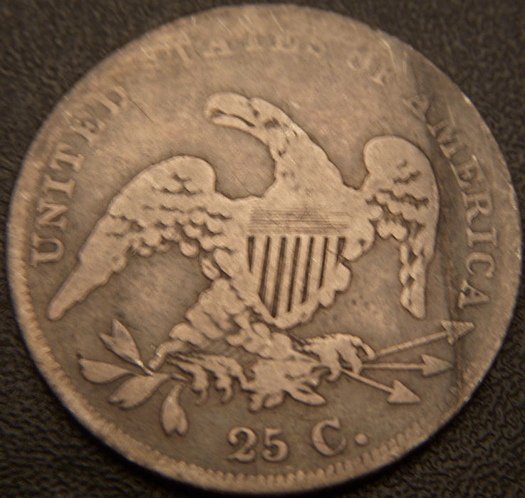 1836 Bust Quarter - Very Good