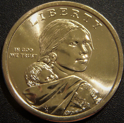 2021-P Sacagawea / Native American Dollar - Uncirculated