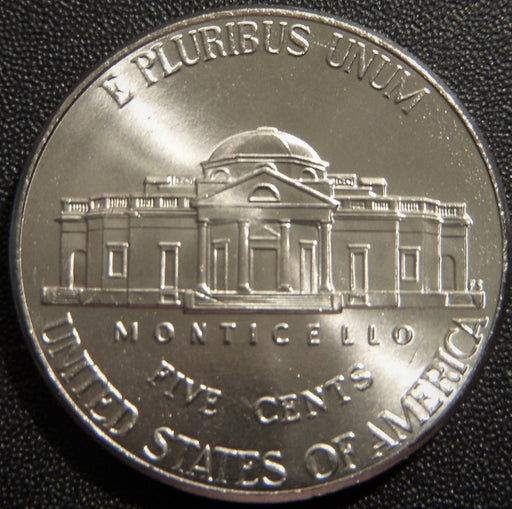 2021-P Jefferson Nickel - Uncirculated