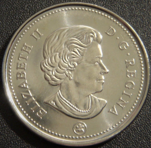 2021 Canadian Nickel - Uncirculated