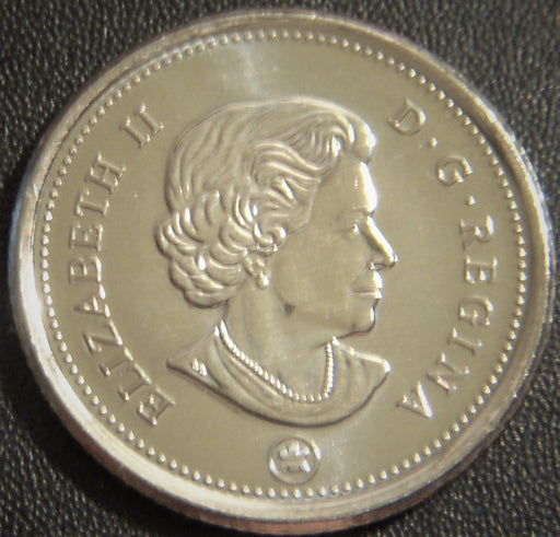 2021 Canadian Dime - Uncirculated