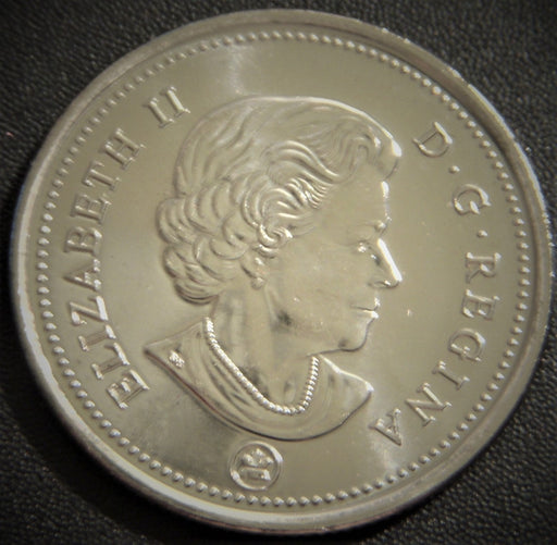 2021 Canadian Quarter - Uncirculated