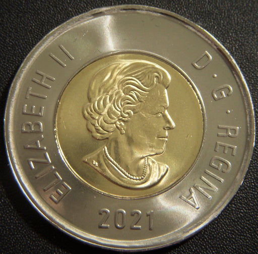 2021 Canadian $2 Dollar - Uncirculated