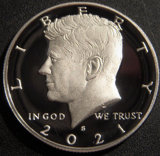 2021-S Kennedy Half Dollar - Clad Proof