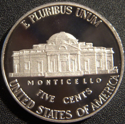 2021-S Jefferson Nickel  - Proof