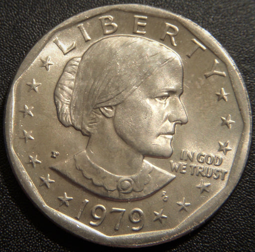 1979 Susan B. Anthony Dollar - Near Date Uncirculated