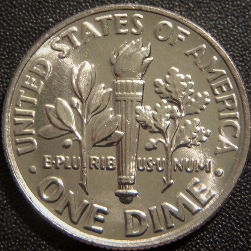2021-D Roosevelt Dime - Uncirculated