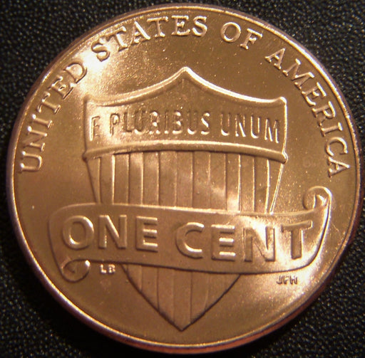 2021 Lincoln Cent - Uncirculated