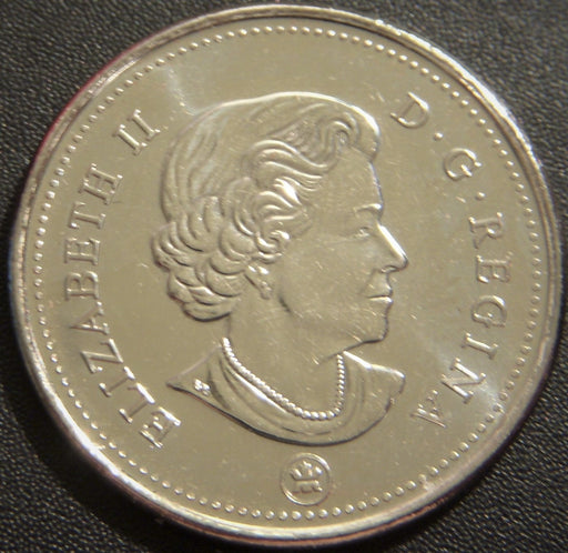 2021 Canadian Half Dollar - Uncirculated