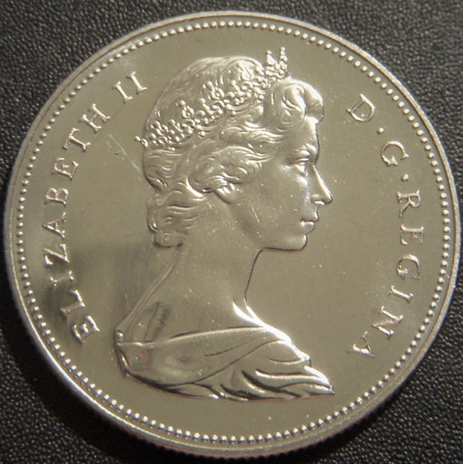 1970 Canadian Half Dollar - Proof/Like