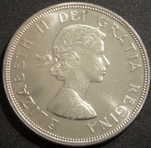 1964 Canadian $1 - Uncirculated