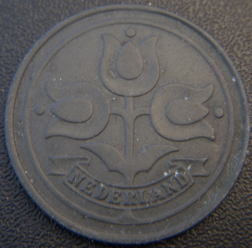 1943 10 Cents - Netherlands