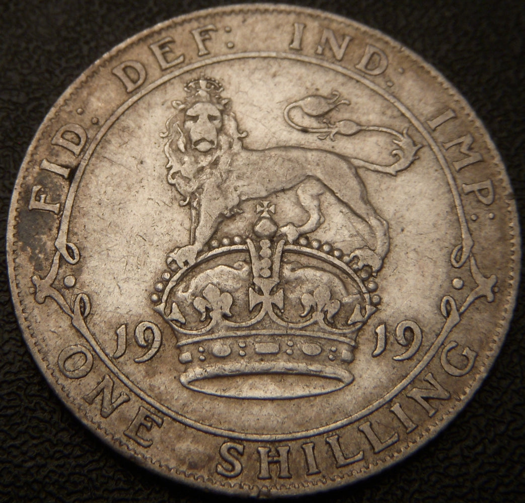 1919 Shilling - Great Britain