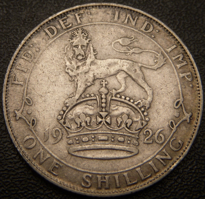 1926 Shilling - Great Britain