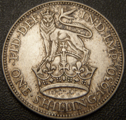 1930 Shilling - Great Britain