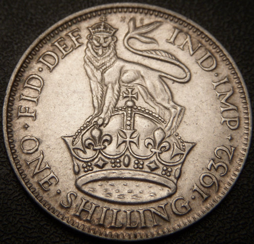 1932 Shilling - Great Britain