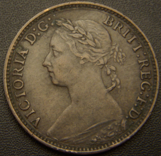 1881H Farthing - Great Britain